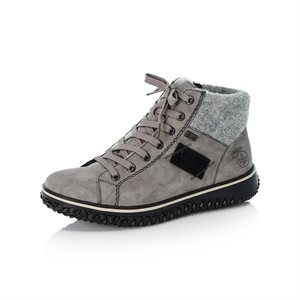 Grey Waterproof Winter Boot Z4230-40