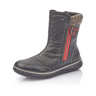 Black Winter Boot Z4270-00