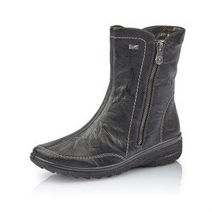 Black Winter Boot Z7050-00