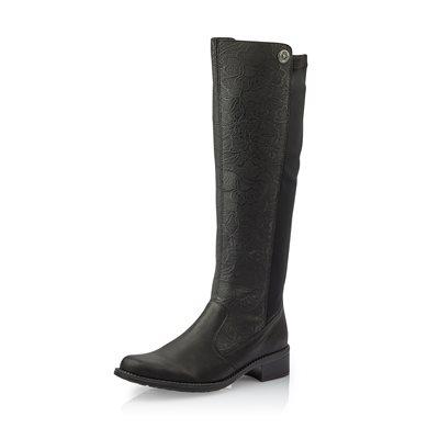 Black Boot Z7391-01