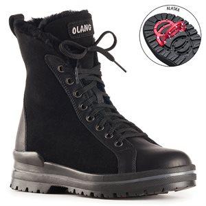 Black Winter Boot Zaide