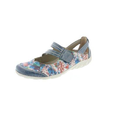 Blue Orthotic Friendly ShoesR3427-14